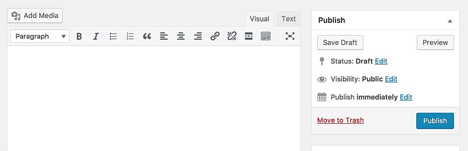 WordPress插件 - 经典编辑器:Classic Editor