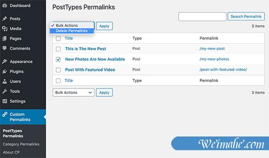 如何在WordPress中创建自定义固定链接【指南】