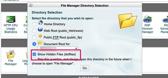 为什么你在WordPress网站上找不到.htaccess文件