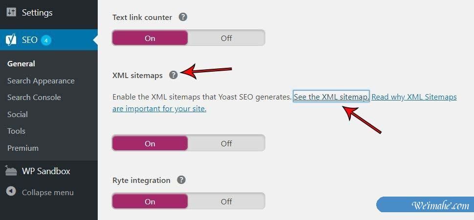 Yoast SEO网站地图:如何生成XML网站地图