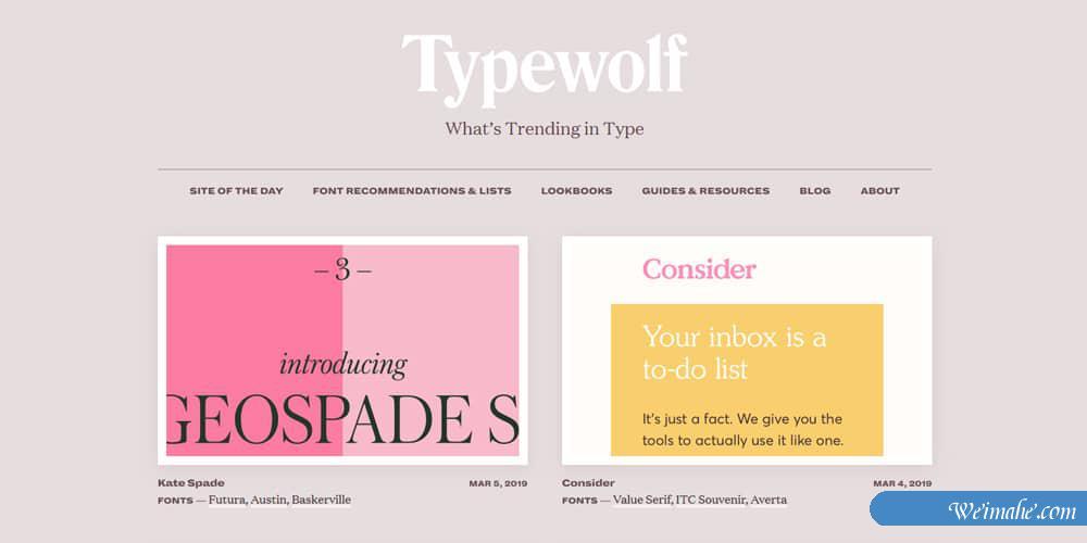 设计师如何寻找免费字体,10+个最佳工具
