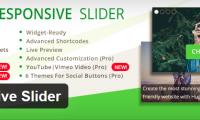 WordPress插件 - 轮播图插件:Huge IT Responsive Slider