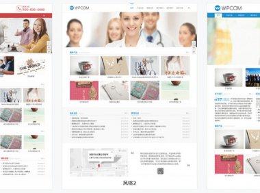 WordPress主题推荐之传统行业企业主题 Third
