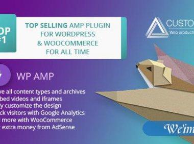 WP AMP汉化版更新至v9.0.3