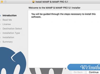 如何Mac上使用MAMP在本地安装WordPress
